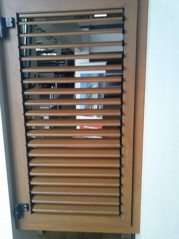 Example 6 Shutters